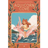 AQUICORN COVE- GRAPHIC NOVEL