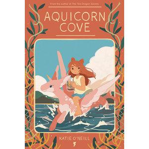 Diamond Comic Distributors AQUICORN COVE- GRAPHIC NOVEL