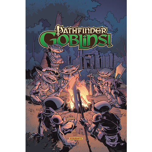 Diamond Comic Distributors PATHFINDER GOBLINS