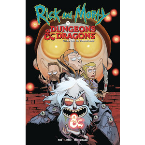 Diamond Comic Distributors RICK & MORTY vs DND: PAINSCAPE - VOL 2