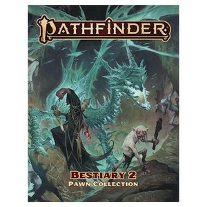 Paizo Publishing PATHFINDER 2ND EDITION: PAWNS - BESTIARY 2 BOX