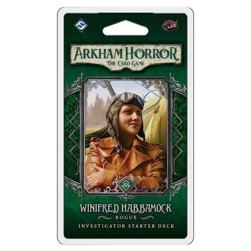 Fantasy Flight Games ARKHAM HORROR LCG: WINIFRED HABBAMOCK - INVESTIGATOR