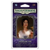 ARKHAM HORROR LCG: JACQUELINE FINE - INVESTIGATOR