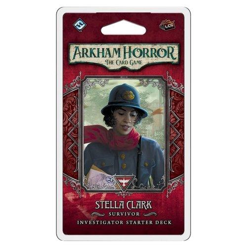Fantasy Flight Games ARKHAM HORROR LCG: STELLA CLARK - INVESTIGATOR