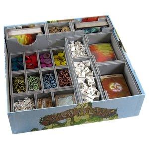 Folded Space BOX INSERT: SPIRIT ISLAND & EXPANSION