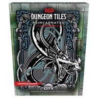 D&D 5E: DUNGEON TILES REINCARNATED - CITY