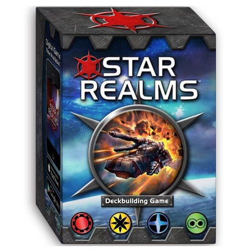 Wise Wizard Games STAR REALMS