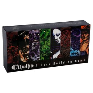 Wyvern Gaming CTHULHU: A DECK BUILDING GAME