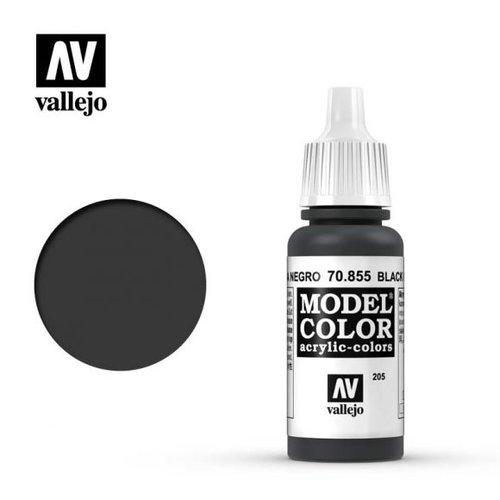 Acrylicos Vallejo, S.L. 205 BLACK GLAZE