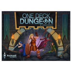 Asmadi Games ONE DECK DUNGEON