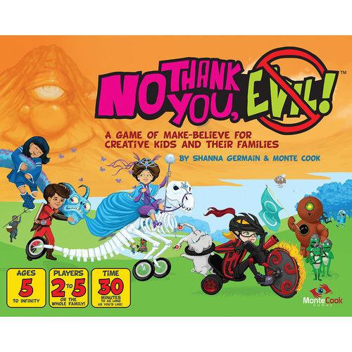 Monte Cook Games NO THANK YOU EVIL!