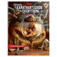 D&D 5E: XANATHAR'S GUIDE TO EVERYTHING