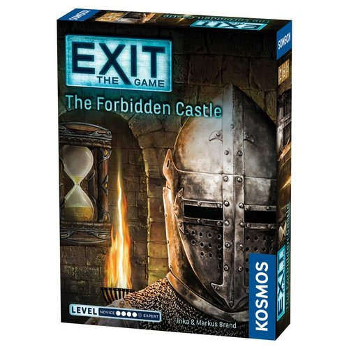 Thames & Kosmos EXIT: THE FORBIDDEN CASTLE