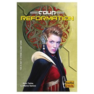 Indie Boards & Cards COUP: REFORMATION