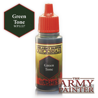 WARPAINT: QUICK SHADE GREEN TONE INK