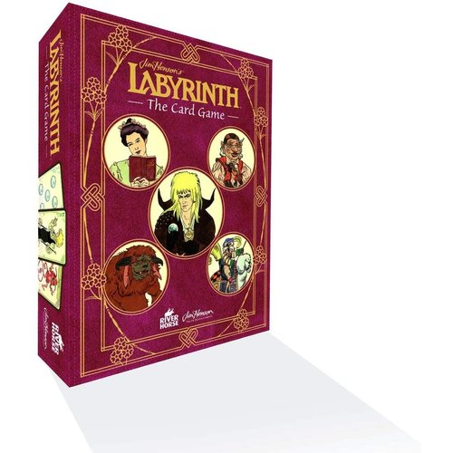 River Horse Games JIM HENSON'S LABYRINTH: THE CARD GAME