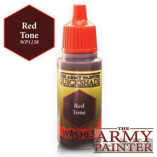 The Army Painter WARPAINT: QUICK SHADE RED TONE INK