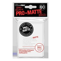DECK PROTECTOR: PRO: YUGIOH: MATTE WHITE (60)