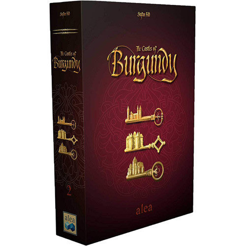 Ravensburger CASTLES OF BURGUNDY: 20TH ANNIVERSARY EDITION