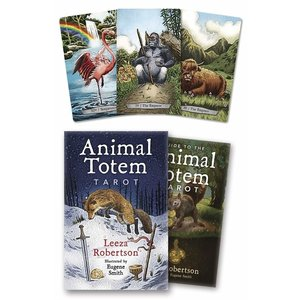LLEWELLYN WORLDWIDE TAROT ANIMAL TOTEM