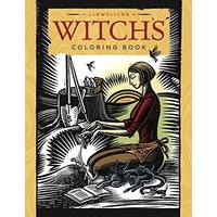 LLEWELLYN WITCH'S COLORING BOOK