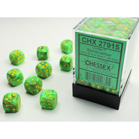 DICE SET 12mm VORTEX SLIME