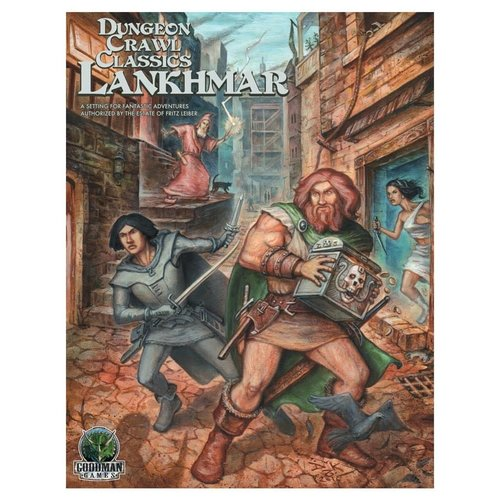 Goodman Games DUNGEON CRAWL CLASSICS:  LANKHMAR BOXED SET