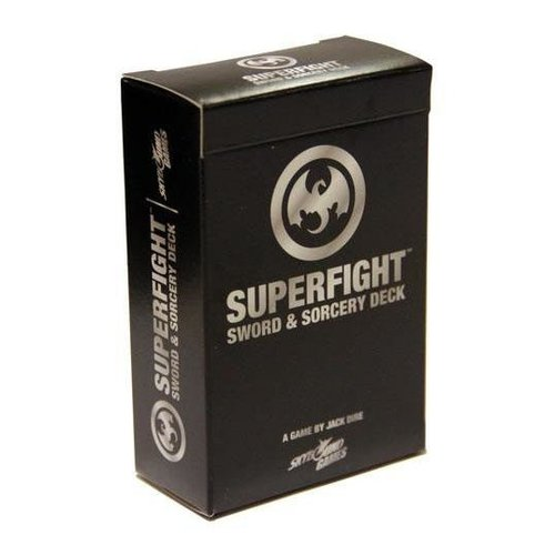 Skybound Entertainment SUPERFIGHT: SWORD & SORCERY