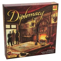 DIPLOMACY - REVISED EDITION