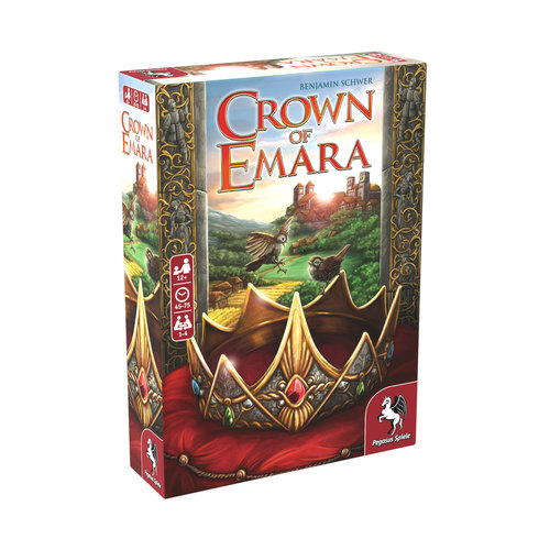 Pegasus Spiele CROWN OF EMARA