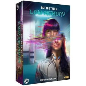 Board And Dice ESCAPE TALES: LOW MEMORY