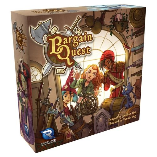 Renegade Games Studios BARGAIN QUEST