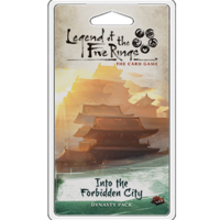 LEGEND OF THE FIVE RINGS - THE CARD GAME: INTO THE FORBIDDEN CITY