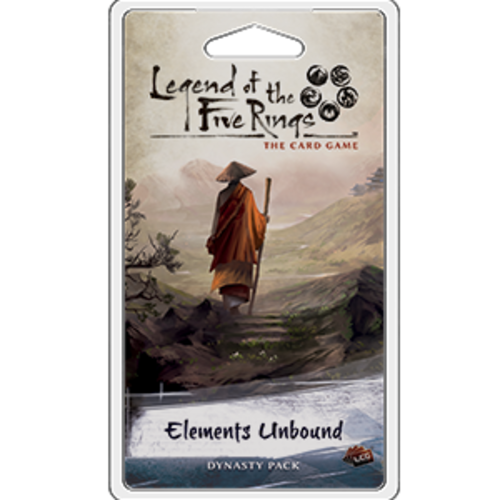 Fantasy Flight Games LEGEND OF THE FIVE RINGS - THE CARD GAME: ELEMENTS UNBOUND