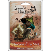 LEGEND OF THE FIVE RINGS - THE CARD GAME: DISCIPLES OF THE VOID