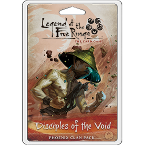 Fantasy Flight Games LEGEND OF THE FIVE RINGS - THE CARD GAME: DISCIPLES OF THE VOID