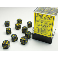 DICE SET 12mm SPECKLED URBAN CAMO