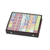 DOMINOES DOUBLE 12 COLOR DOT