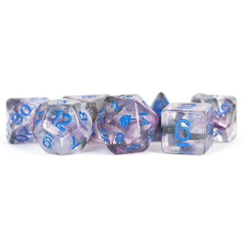 Metallic Dice Company DICE SET 7: UNICORN - STELLAR STORM
