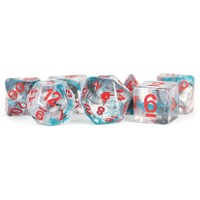 DICE SET 7: UNICORN - BATTLE WOUNDS