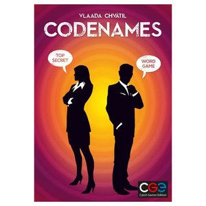 Czech Games Editions INC CODENAMES