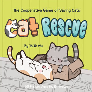 CHRONICLE BOOKS CAT RESCUE