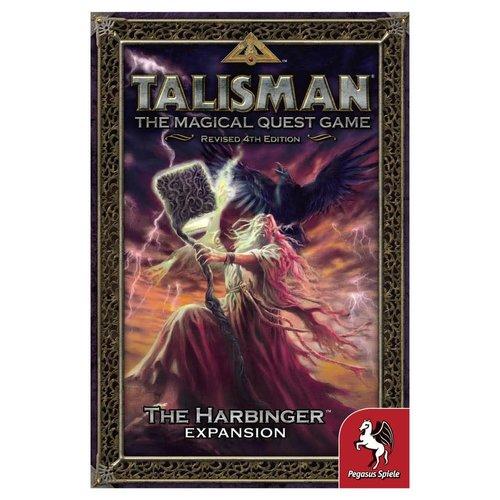Pegasus Spiele TALISMAN: THE HARBINGER