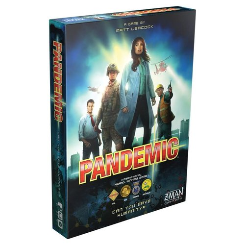 Z-Man Games PANDEMIC