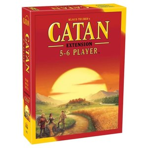 Catan Studios CATAN: 5-6 PLAYER EXTENSION