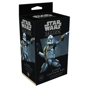 Fantasy Flight Games STAR WARS: LEGION - CLONE CAPTAIN REX COMMANDER
