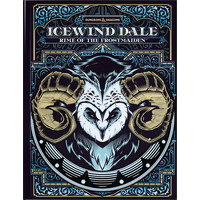 D&D 5E: ICEWIND DALE - RIME OF THE FROSTMAIDEN - LIMITED EDITION
