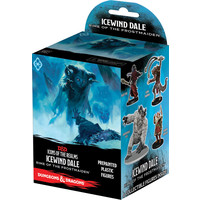 MINIS: D&D: ICONS OF THE REALMS - ICEWIND DALE BOOSTER