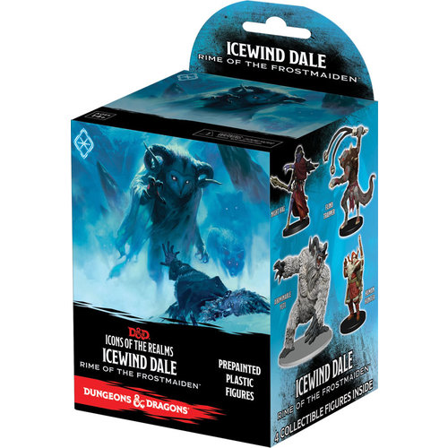 Wizkids MINIS: D&D: ICONS OF THE REALMS - ICEWIND DALE BOOSTER