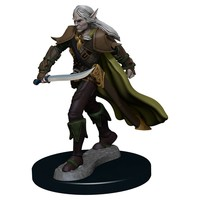 MINIS: PATHFINDER BATTLES: ELF MALE FIGHTER